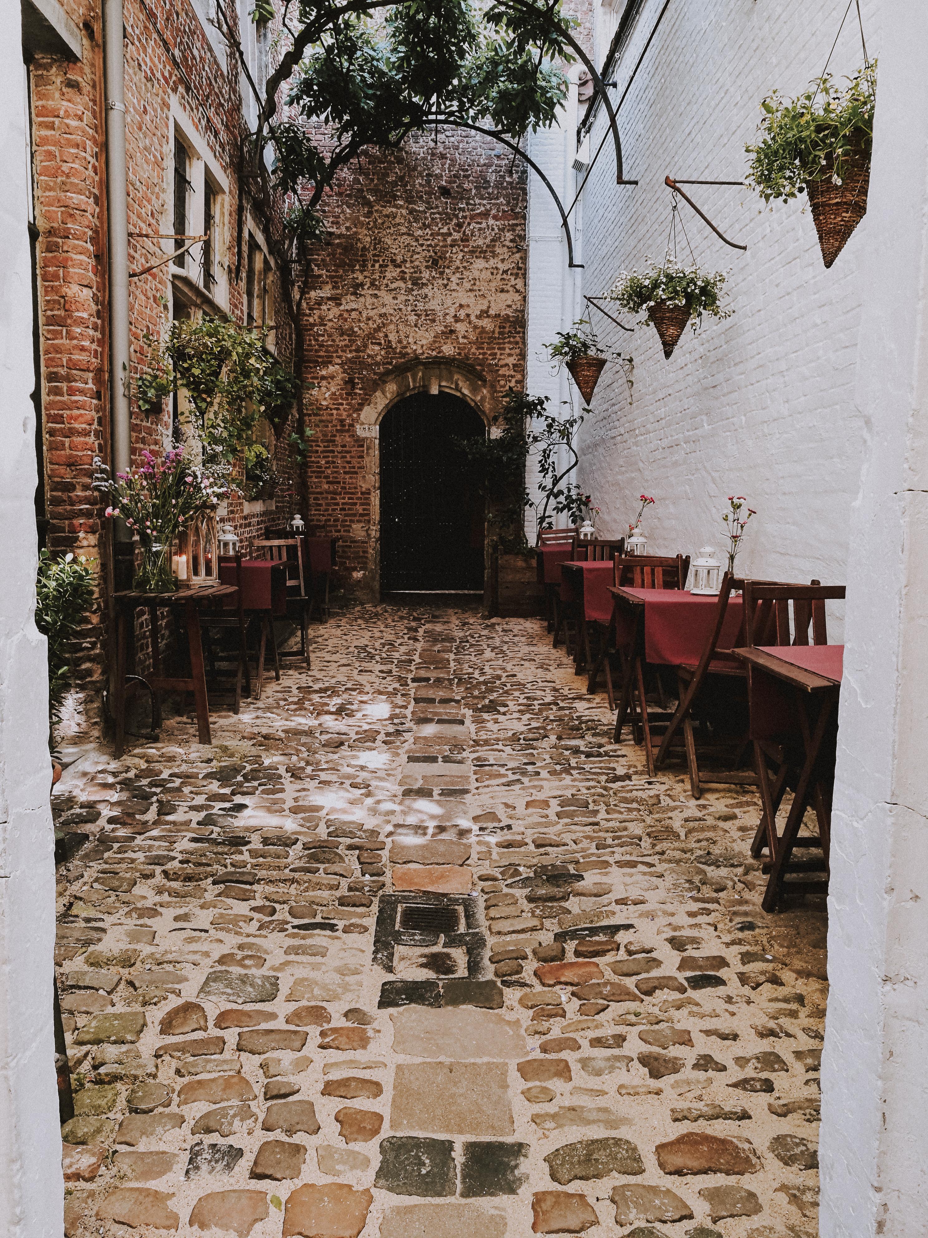 Smallest street